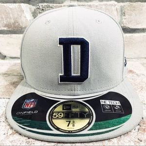 1c24a21338d NFL Dallas Cowboys Fitted New Era Hat 7 3 8